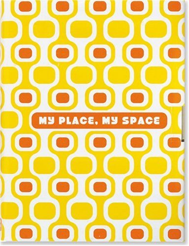 Mod Locking Journal: My Place, My Space (Notebook, Diary) (Locking Journal ()