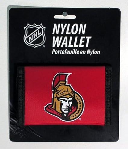 Rico NTR2902 NFL Seattle Seahawks Nylon Trifold Wallet
