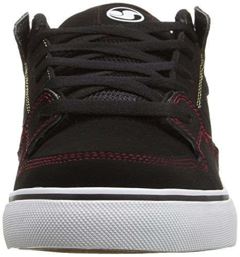 DVS Militia CT black rasta nero, Black, 48.5 EU / 13 US