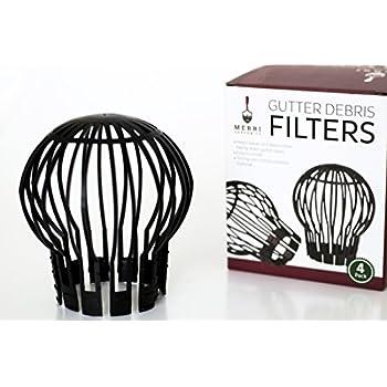 Massca Down Pipe Gutter Balloon Guard Filter Strainer