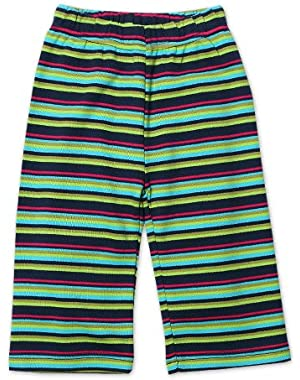 Baby Girls' Midnight Stripe Pant