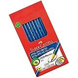 Lápis Ecolápis Nº 2 Corpo Azul 144 Unidades, Faber-Castell