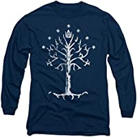 Long Sleeve: Lord of the Rings - Tree of Gondor Longsleeve Shirt Size S