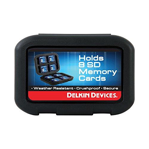 Delkin Secure Digital (SD) 8 Card Carrying Case DDACC-SD8