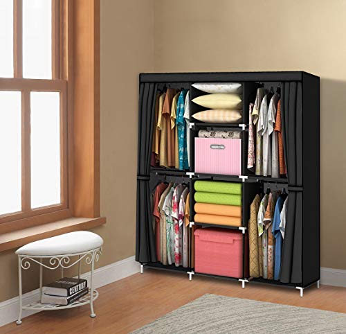 Youud Closet Organizer Wardrobe Portable Wardrobe Storage