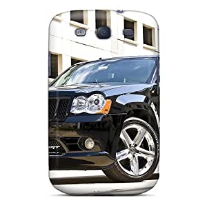 MeSusges XtguFJJ192AtDKA Protective Case For Galaxy S3(black 2008 Jeep Gr Cherokee Srt8)