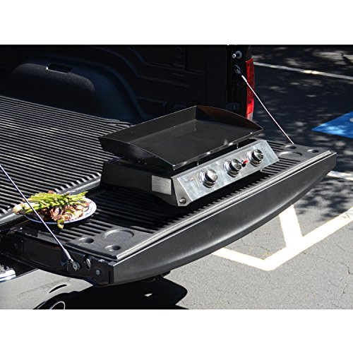 Portable Gas Grill And Griddle ~ Royal gourmet pd portable burner propane gas grill