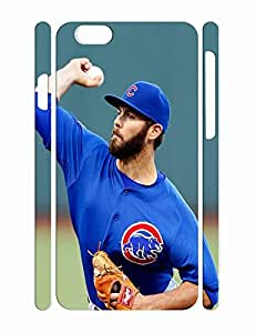 Design Brave Sports Man Shot 3D Print Tough Iphone 6 4.7 Inch Phone Snap On Case