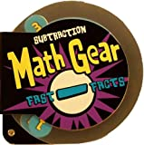 Math Gear: Fast Facts - Subtraction, Ikids Staff, 1584763272