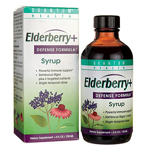 Cheap Quantum Elderberry-C Syrup, 4 oz