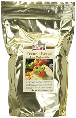 (The Prepared Pantry Bread Mix, French, 0.57 kg)