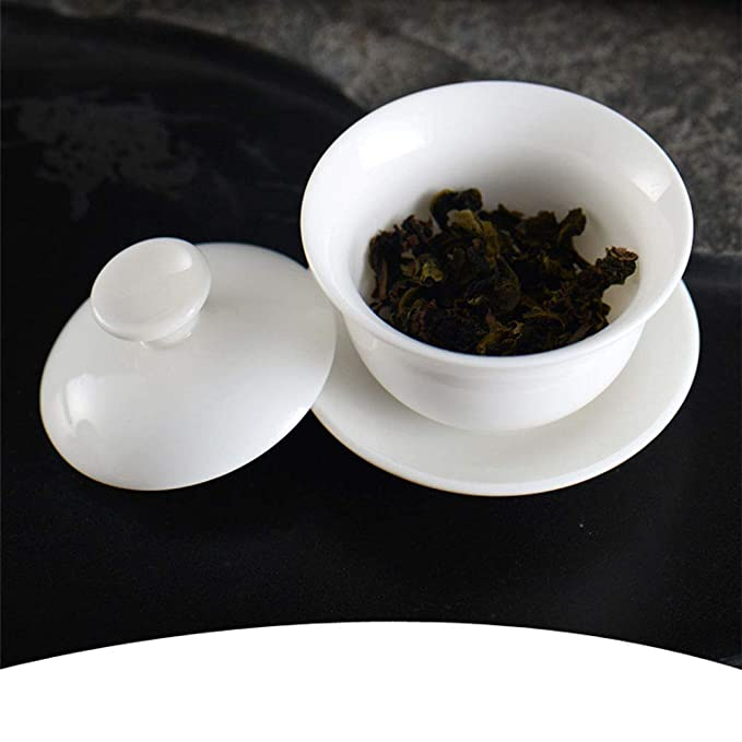 TJSCY Juego de Taza de té de Viaje, Juego de té de cerámica ...