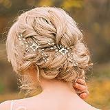 4 Pieces Pearl Hair Pins Bridal Hair Pins Wedding