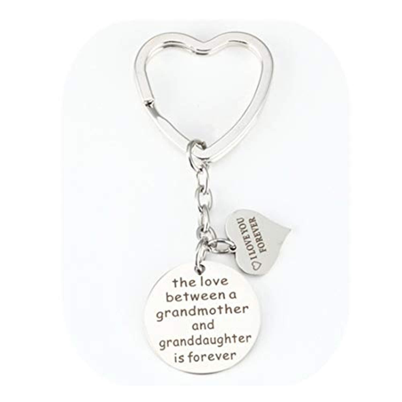 I Love You Forever - Llavero, el amor entre una abuela y una ...