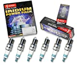 6 pcs Denso Iridium Power Spark Plugs 2000-2008 Jaguar S-Type 3.0L V6