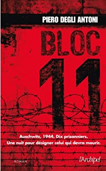 Bloc 11 par Degli Antoni