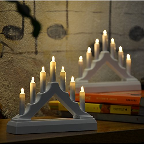 Led Candle Bridge Lights