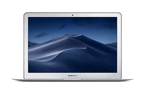 Apple MacBook Air (13-inch, 1.8GHz dual-core Intel Core i5, 8GB RAM, 128GB SSD) - Silver (Previous Model)