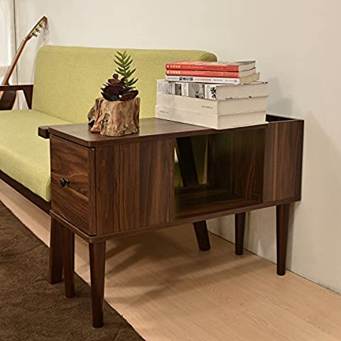 Laputa Multi-Functional Laptop Table Stand, Coffee Table With Drawers, Storage, Hidden Compartment, Simple Assembl