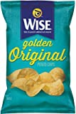 Wise All Natural Potato Chips, 1.25-Oz Bags (Pack of 72)