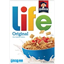 Quaker Life Cereal, Original, 18 Ounce