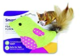 SmartyKat Feather Flock Electronic Sound Cat Toy