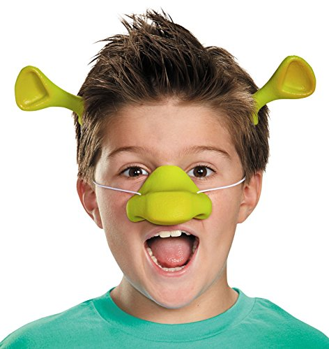 Shrek Costume For Kids (Disguise Shrek Kit Costume)