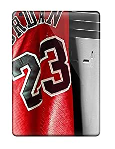 Tina Chewning's Shop Hot 3667288K946660376 nba basketball michael jordan chicago bulls NBA Sports & Colleges colorful iPad Air cases