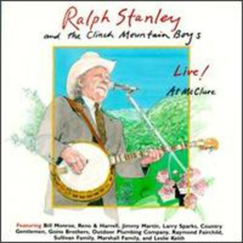 Ralph Stanley Live at McClure by Rebel Records