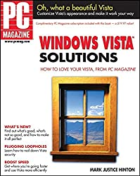 PC Magazine Windows Vista Solutions