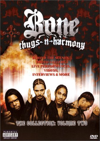 Bone Thugs-N-Harmony: The Collection, Vol. 2 by Ruthless (Red)