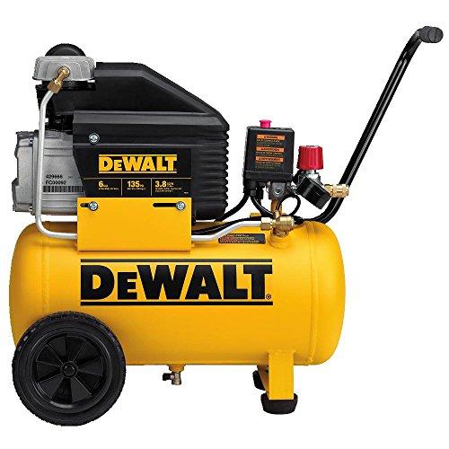 DEWALT D55166 Horizontal Portable Compressor