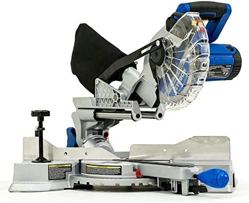 4. Kobalt 7-1/4-in Single Bevel Sliding Miter Saw