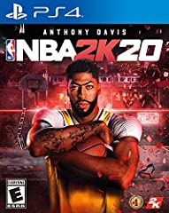 2K continues to redefine what's possible in sports gaming with NBA 2K20, featuring best in class graphics & gameplay, ground breaking game modes, and unparalleled player control and customization.       NBA 2K has evolved into much...