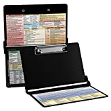 WhiteCoat Clipboard - BLACK - Occupational Therapy Edition