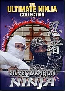Ultimate Ninja Collection - Silver Dragon Ninja