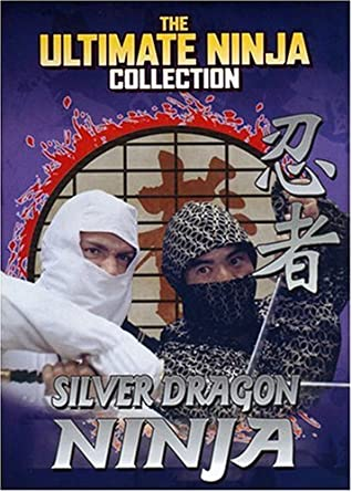 Amazon.com: Ultimate Ninja Collection - Silver Dragon Ninja ...