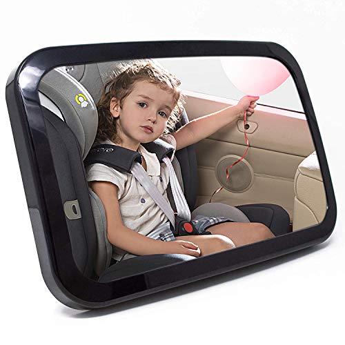 XBRN Mirror Backseat Angle Infants