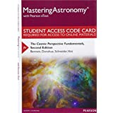 MasteringAstronomy with Pearson eText -- Standalone Access Card -- for The Cosmic Perspective Fundamentals (2nd Edition)