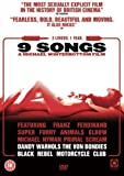 9 Songs [DVD] by Kieran O'Brien