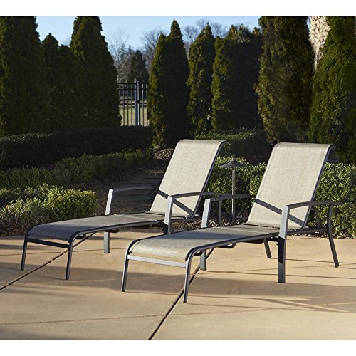 Lounge Chairs Relax Even More When At Your Campsite Or
