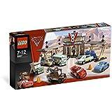 LEGO Cars Flo's V8 Café 517pieza(s) juego de construcción - juegos de construcción (Multicolor, 7 año(s), 517 pieza(s), Dibujos animados, 12 año(s))