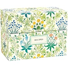 Victoria & Albert Museum William Morris Recipe Box