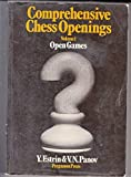 img - for Comprehensive Chess Openings, Vol. 1: Open Games (Pergamon Russian Chess Series) (v. 1) book / textbook / text book