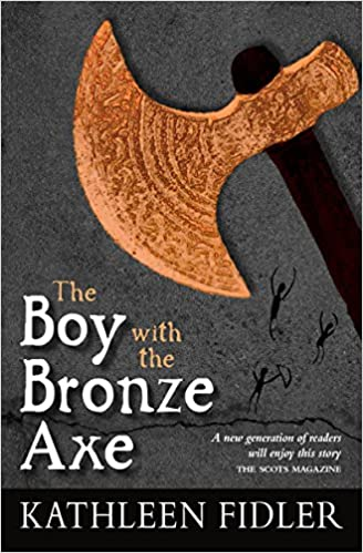 Image result for boy with the bronze axe book""