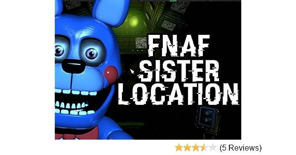 Amazon com: FNAF Sister Location: Pusic Entertainment, Pusic
