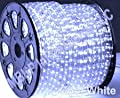 COOL WHITE LED Rope Lights Auto Home Christmas Lighting 10 Meters(32.8 Feet)