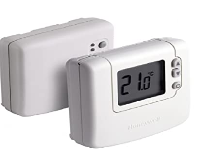 Honeywell DT92A1004 - Termostato De Ambiente Digital Radiofrecuencia