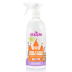 Dapple All Purpose Cleaner Spray, Lavender, 30 Fluid Ounce