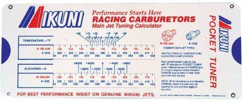 Mikuni Carburetor Jet Pocket Tuner Sliding -